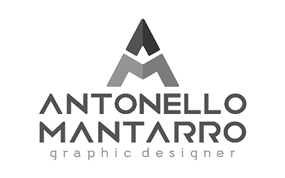 Antonello Mantarro - graphic designer